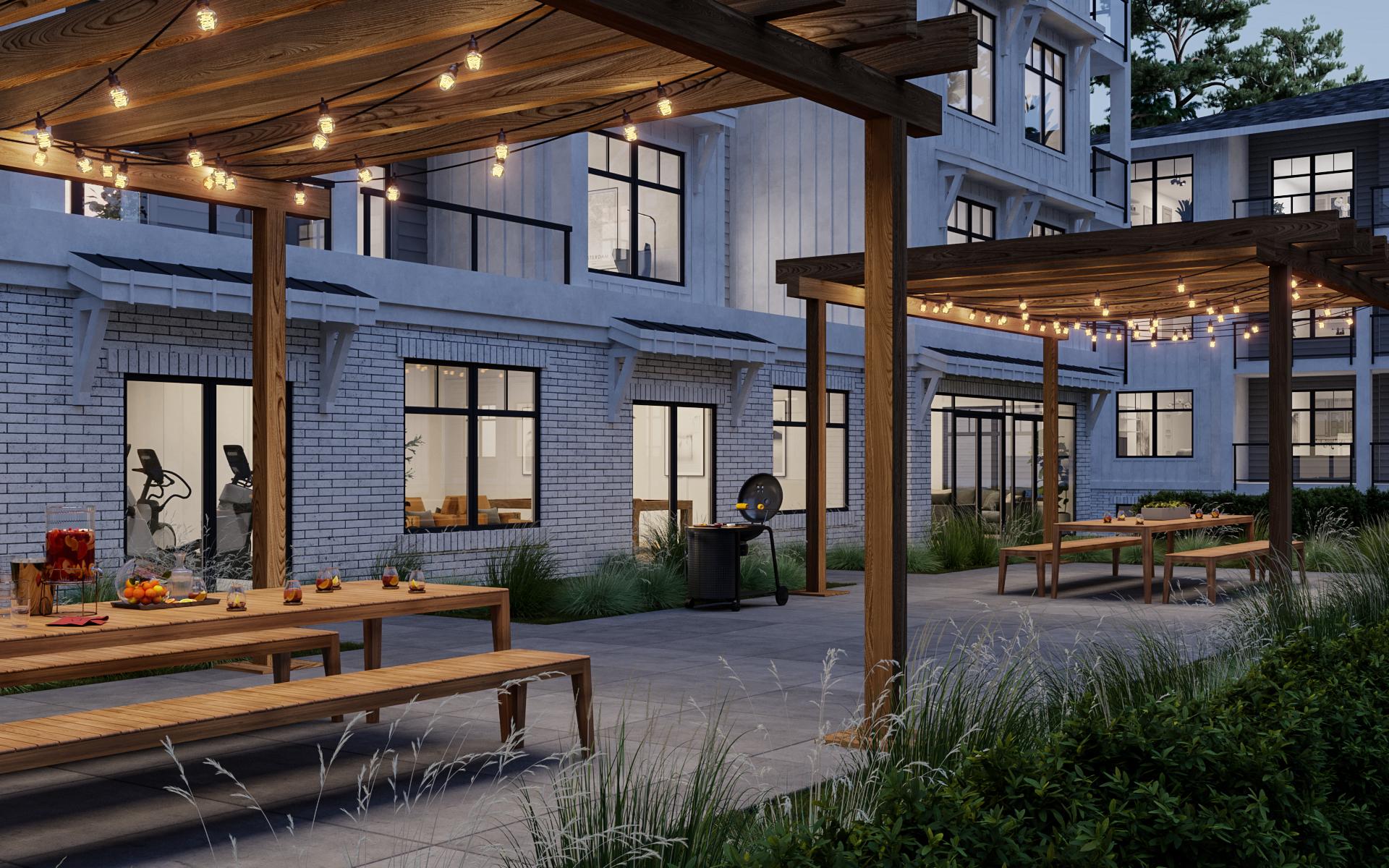 Park ridge homes exterior design